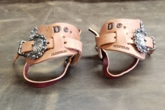Spur Straps | J.R.'s Leather